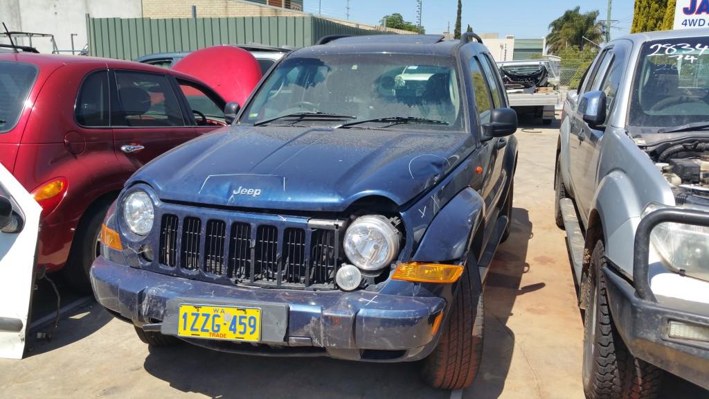 Jeep Cherokee KJ 4WD 65th Edition - Central Parts Perth