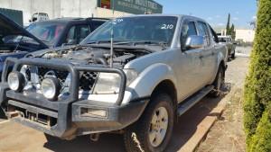 D40 Navara Parts Wrecking