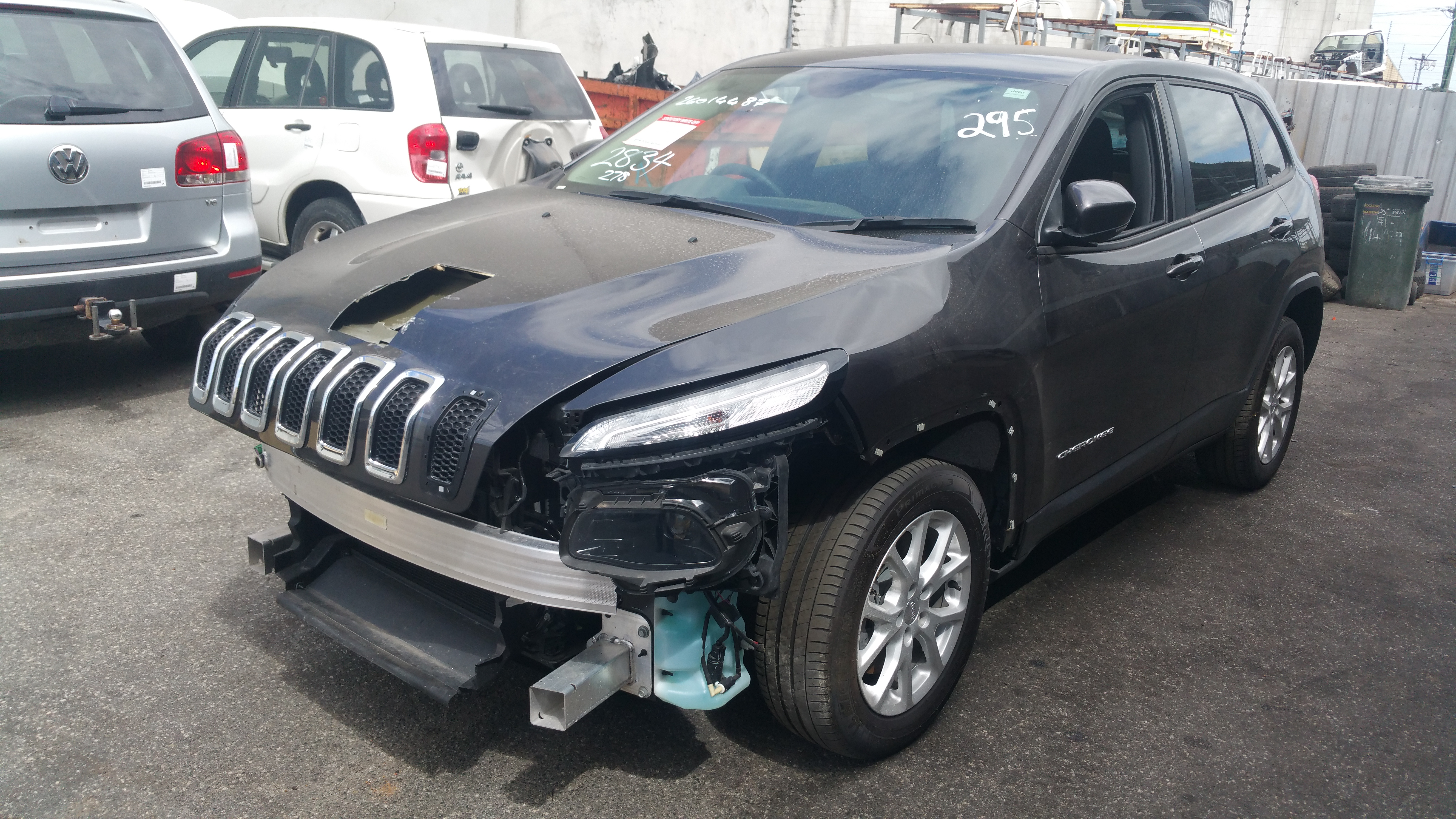 Jeep Cherokee Parts KL - Central Parts Perth
