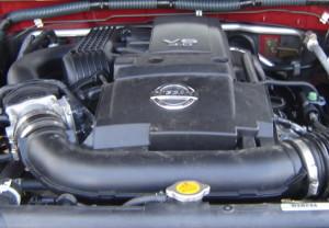 Navara Engine VQ40
