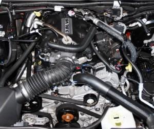 Wrangler Motor