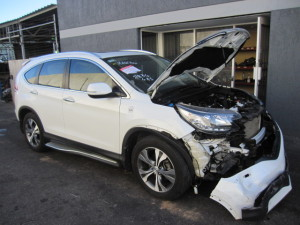 2013 Honda CRV 01