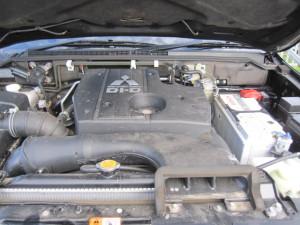 Pajero Motor