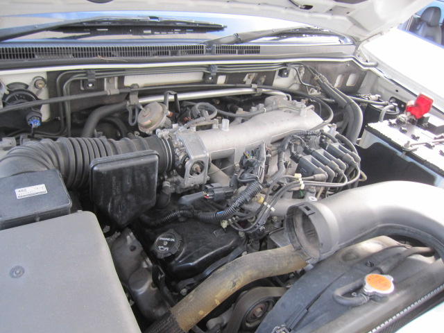 Pajero Engine - 3.5 V6 6G74 Petrol - Central Parts Perth