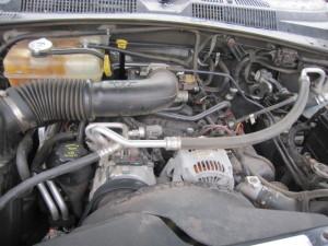 Cherokee Engine