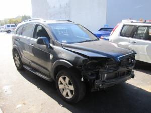2008 Holden Captiva - 01