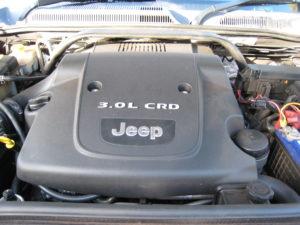 Jeep Commander Motor