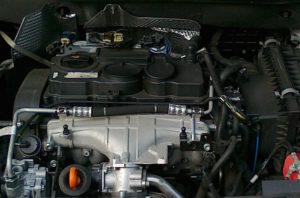 Jeep Patriot Motor