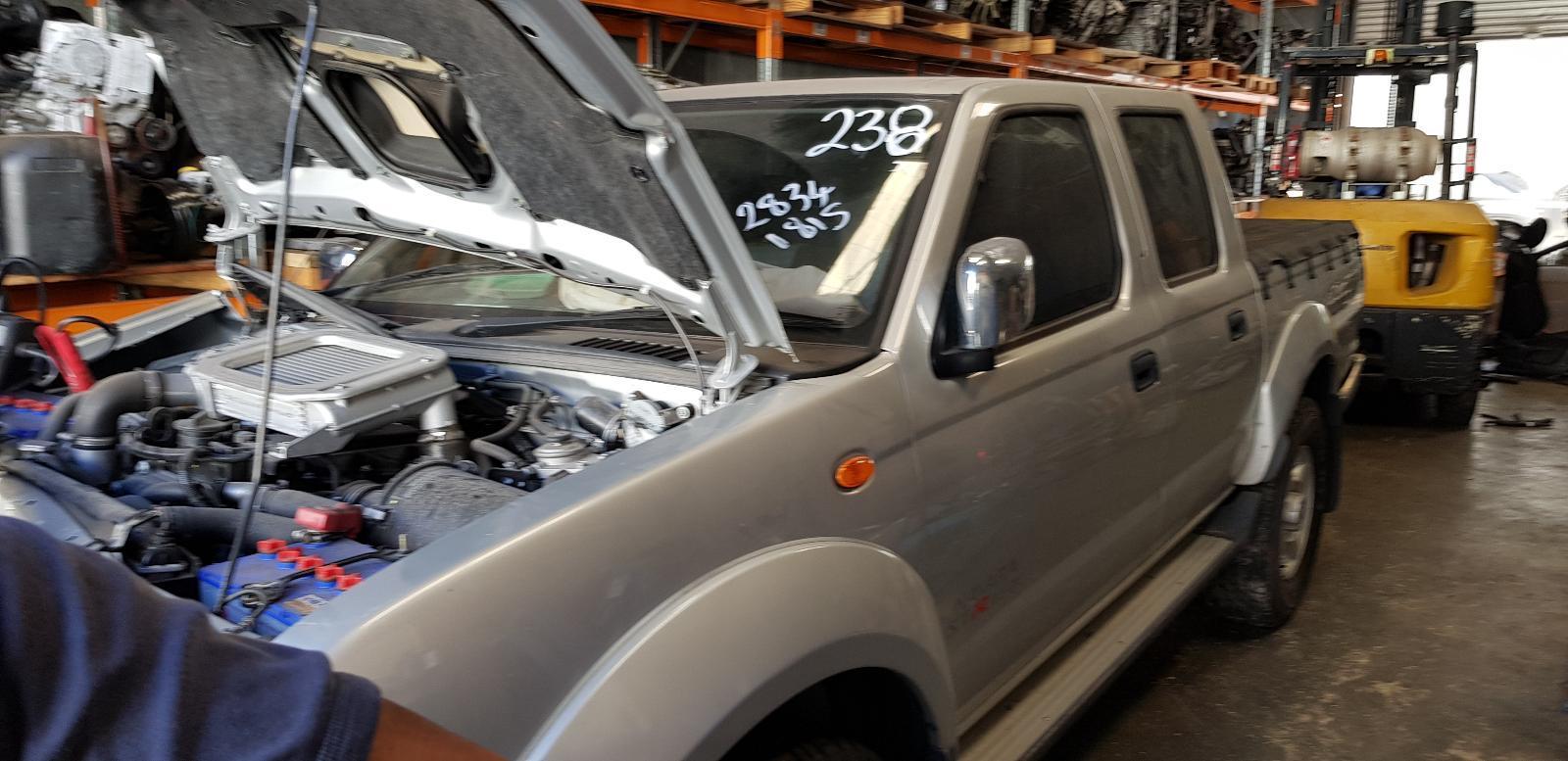 Nissan Wrecking Parts D22 Navara Perth Central Parts