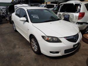 Mazda 3 Wrecking Perth