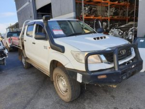 Hilux Wrecking