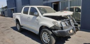 Toyota Wrecking Hilux